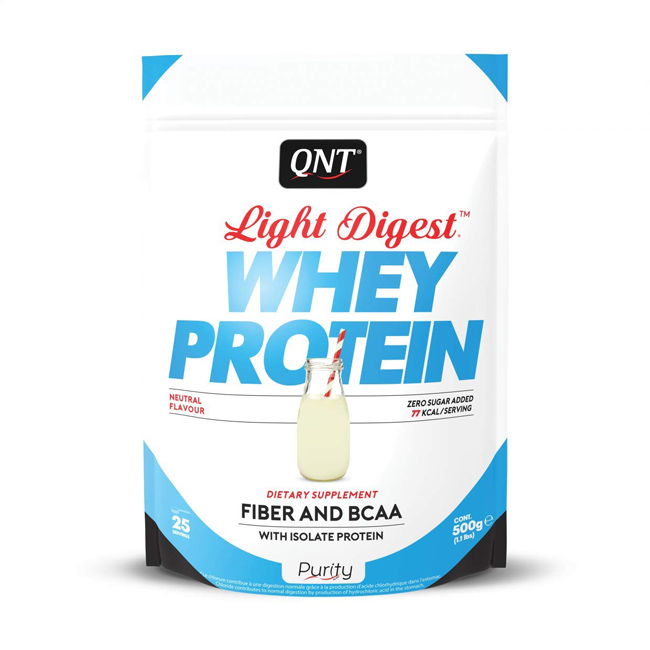 LIGHT DIGESTTM WHEY PROTEIN Neutral 500 g